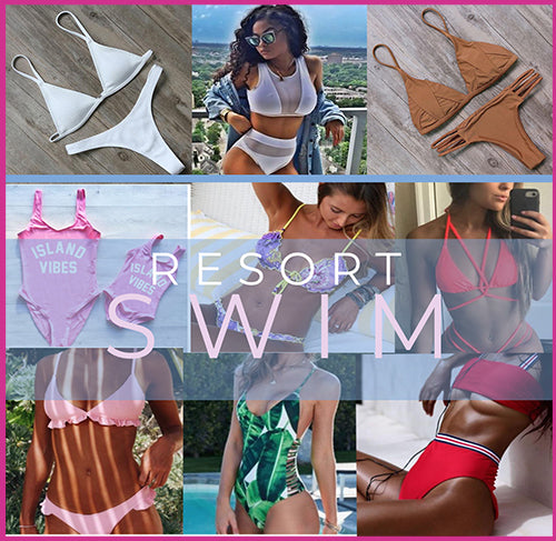 Resort Swimwear