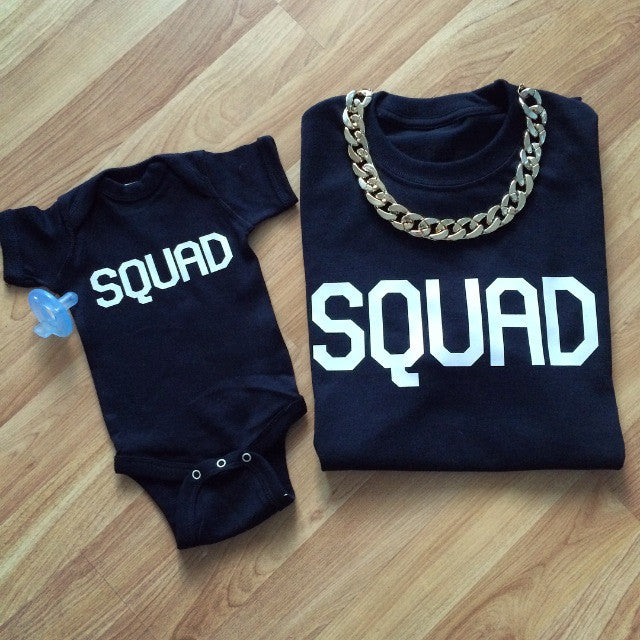 Cymonnes  Cymonnes , Squad Onesie-Tee Set Fashion, Tee Shop dress , Tee Shop jeans