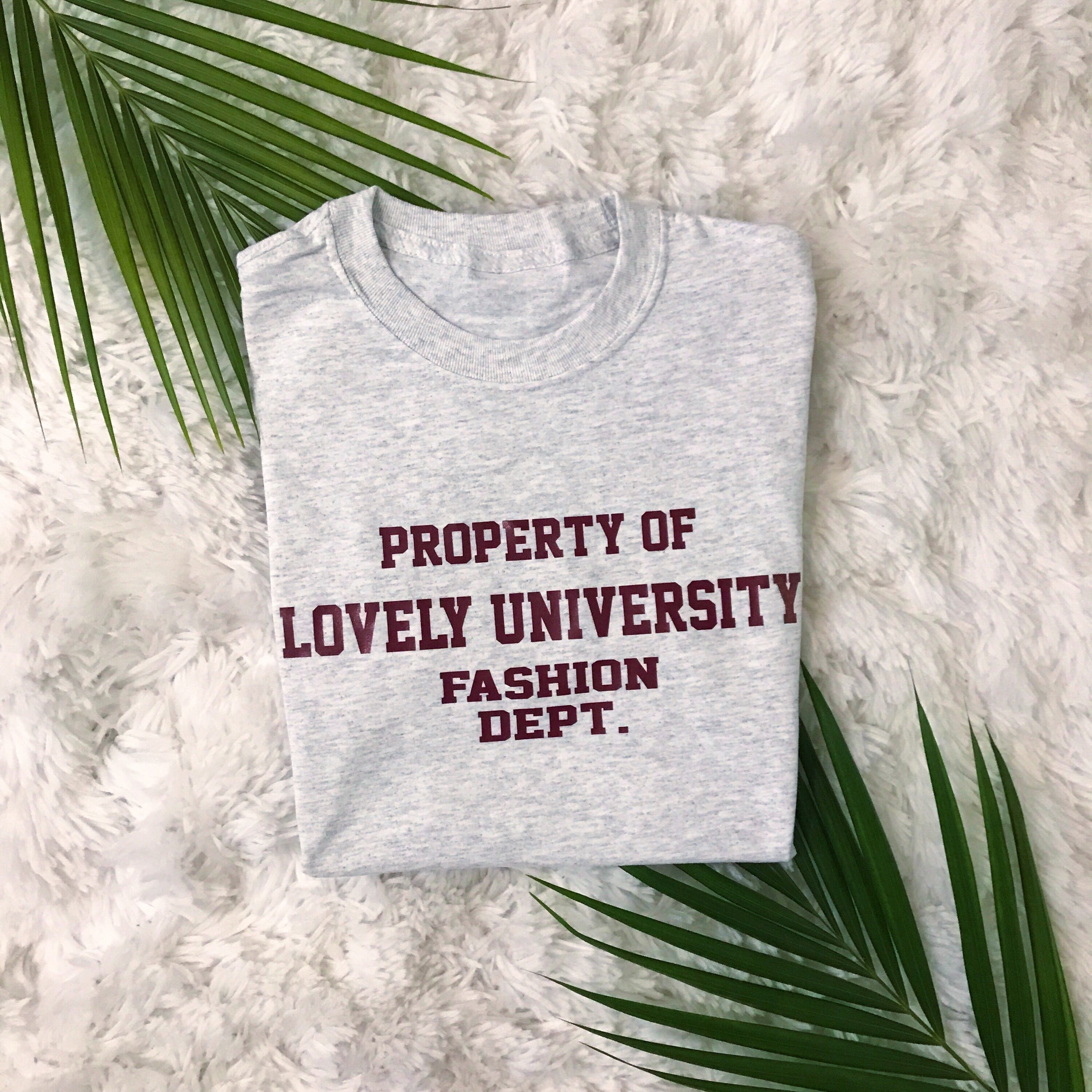 Property of | T-Shirt