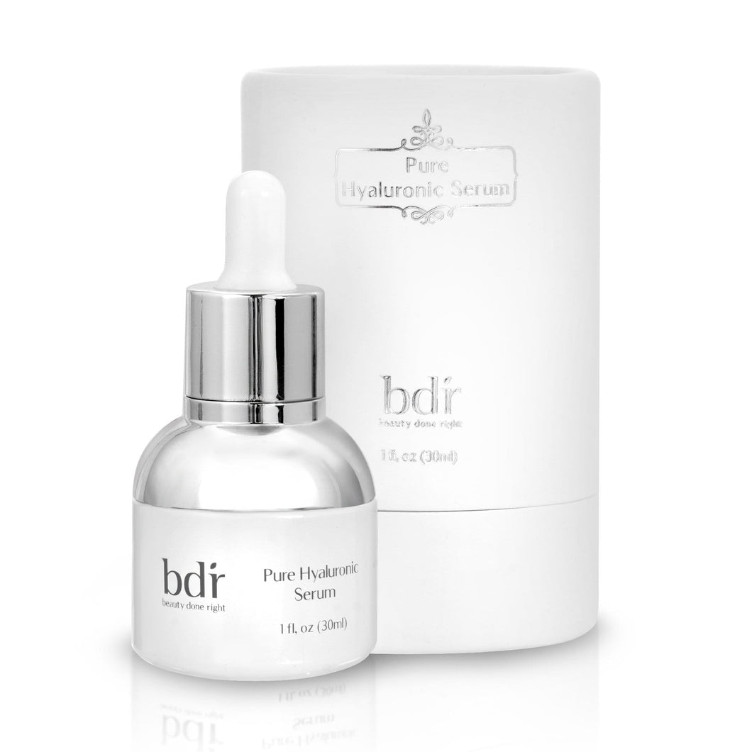 bdr Pure Hyaluronic Acid Serum
