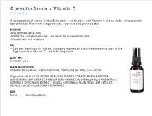 Load image into Gallery viewer, Corrector Serum + Vitamin C