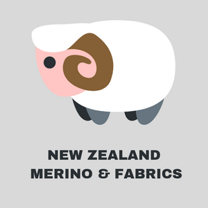 New Zealand Merino and Fabrics