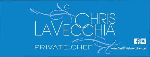 PopImpressKA Journal: Chris LaVecchia, Private Chef / Exclusive Interview