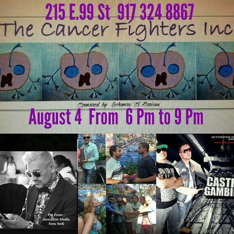 PopImpressKA Journal:  The Cancer Fighters Inc. Event