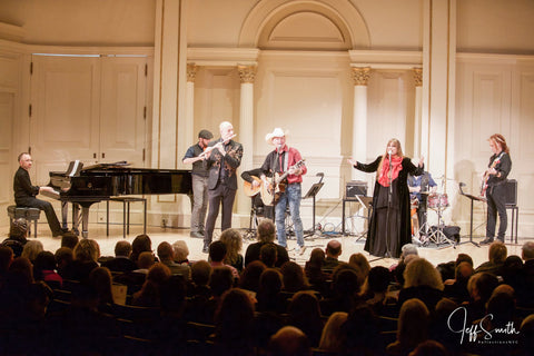 PopImpressKA Journal: Broadway Theatre Stars perform at Carnegie Hall with Indie Collaborative