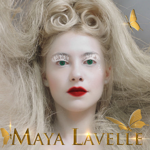 PopImpressKA Journal: Maya Lavelle /  Singer-Songwriter / Composer / Amsterdam, The Netherlands