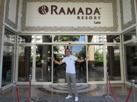 PopImpressKA Journal: Travel and History - PART 4 /  LARA FAMILY CLUB AND RAMADA RESORT / Antalya, Turkey