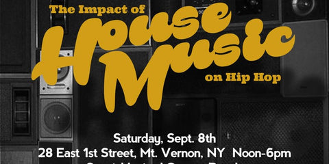PopImpressKA Journal: The Impact Of House Music On Hip Hop!