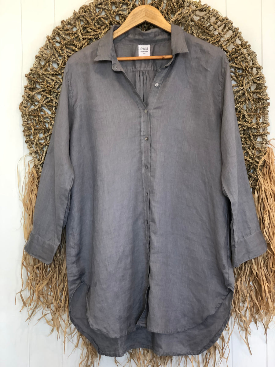 Estelle shirt-grey