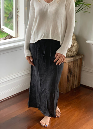 anthea skirt - black