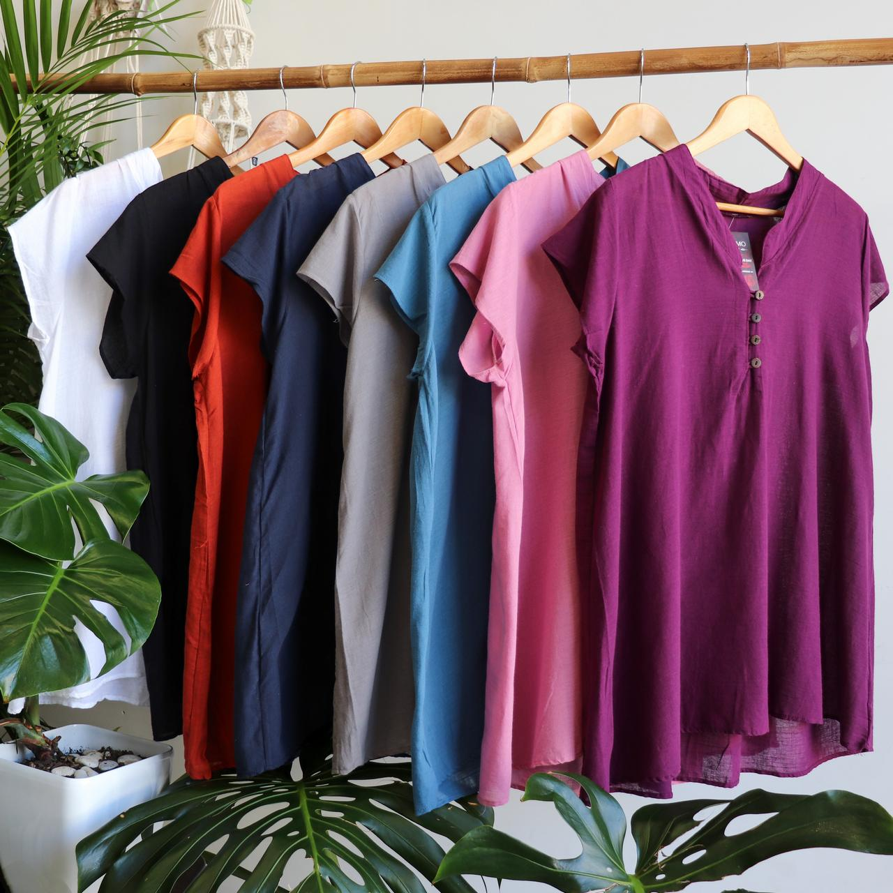 Bamboo Clothing Noosa: All Natural Cottons