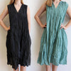 The Wanderer Tunic Dress - Sleeveless, Womens Dress, Plus Size Clothing,
