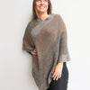 Aspen Poncho, Women's Poncho, Winter Poncho, Plus Size Clothing