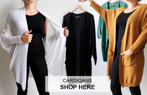 Women's Cardigans, Winter Cardigan, Plus Size Clothing