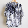 Chelsea Blouse Provincial, Womens Blouse, Plus Size Clothing, Womens Top
