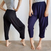 Chillaxed Drop Crotch Pants, Women's Pants, Plus Size Clothing