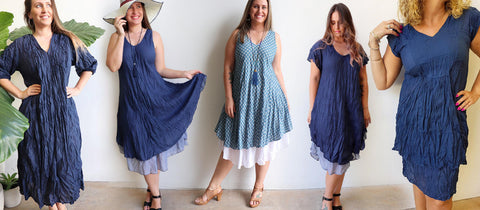 Natural Cotton Dresses, Womens Dresses, Womens Plus Size