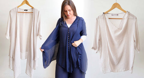 Any Which Way Cardigan, Make It Happen Cardigan, Women's Cardigan, Plus Size.