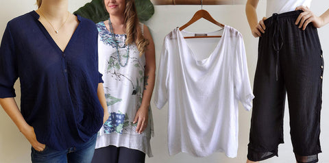 Here Comes The Sun Collection, Womens Tops, Womens Pants, Plus Size Clothing