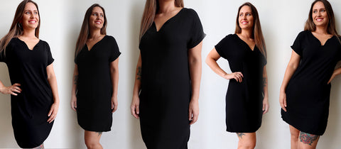 In The Moment Dress, Women's Dress, Plus Size