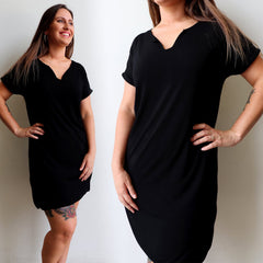 In The Moment Tshirt Dress, Womens Dress, Plus Size Clothing, Summer Dress