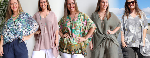 Summer in the City Kaftan, Womens Kaftan, Womens Plus Size Clothing