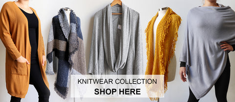 Knitwear Collection, Women's Clothing, Winter Clothing,