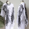 Kujaku Kaftan, Women's Kaftan, Plus Size Clothing, Women's Clothing