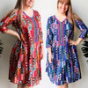 Lillian Dress, Women's Dress, Spring Dress, Plus Size Clothing