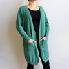 MIsty Morning Cardigan, Women's Cardigan, Winter Cardi, Plus Size Clothing