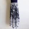 Palazzo Pants Provincial, Womens Pants, Plus Size Clothing