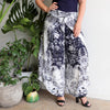 Palazzo Pants Provincial, Women's Pants, Plus Size Clothing