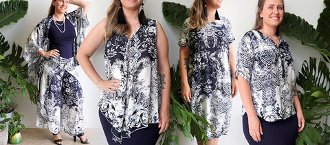 Provincial Collection, Womens Top, Womens Blouse, Womens Pants, Plus Size Clothing