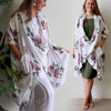 Ravello Italian Linen Kaftan, Womens Kaftan, Plus Size Clothing,
