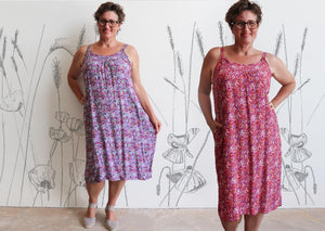 Shoestring Sundress