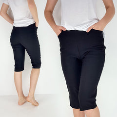 Womens Short Capri Pants, Womens Pants, Plus Size Clothing