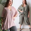 Summer in the City Kaftan Top, Womens Kaftan, Womens Plus Size Clothing