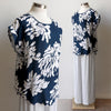 Terrigal Top Aloha Print, Womens Top, Plus Size Clothing, Coastal Top