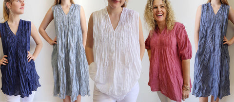 All Natural Cottons, Women's Clothing, Plus Size, Natural Dye, Women's Dresses