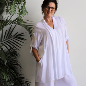 Apres Spa Tunic Top