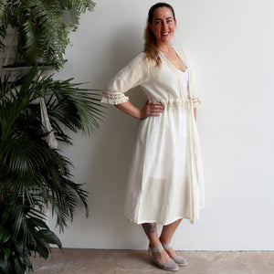 Beachcomber Cotton Robe