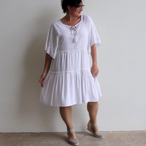 Blues Fest Tunic Dress