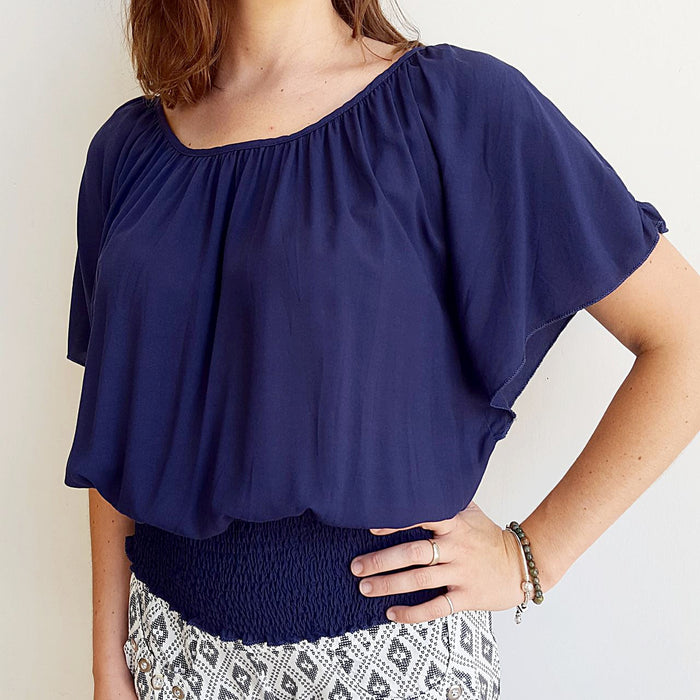Don't Go Changing Blouse Top