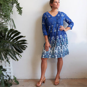 Endless Summer Cotton Tunic Dress