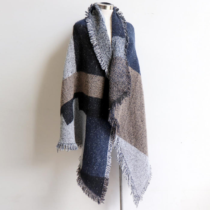 Fireside Wrap Scarf