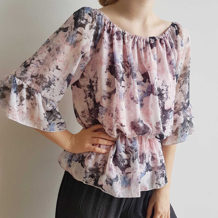 Give Me the Night Blouse