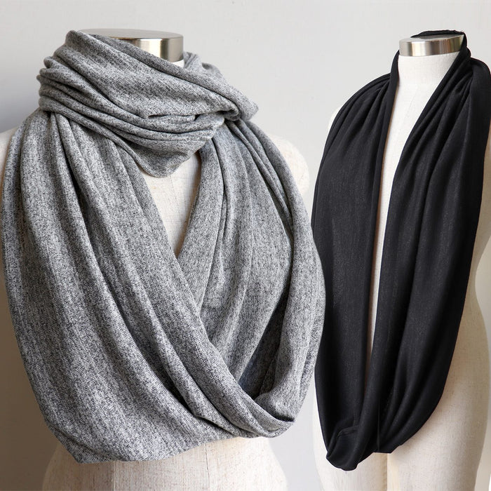 Infinity Scarf Snood - Knit