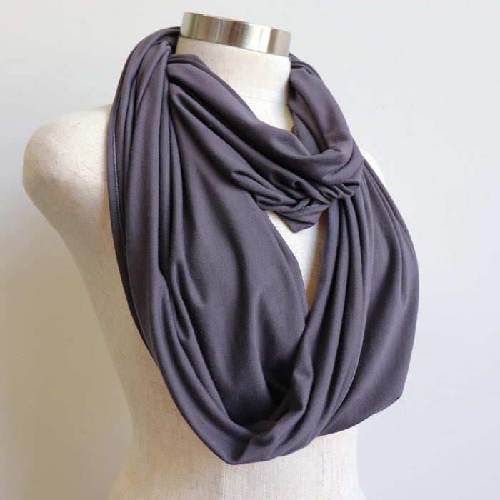 Infinity Scarf Snood in Bamboo