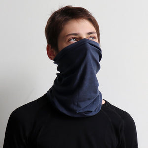 Protect-A-Neck Scarf Mask - Australian Merino