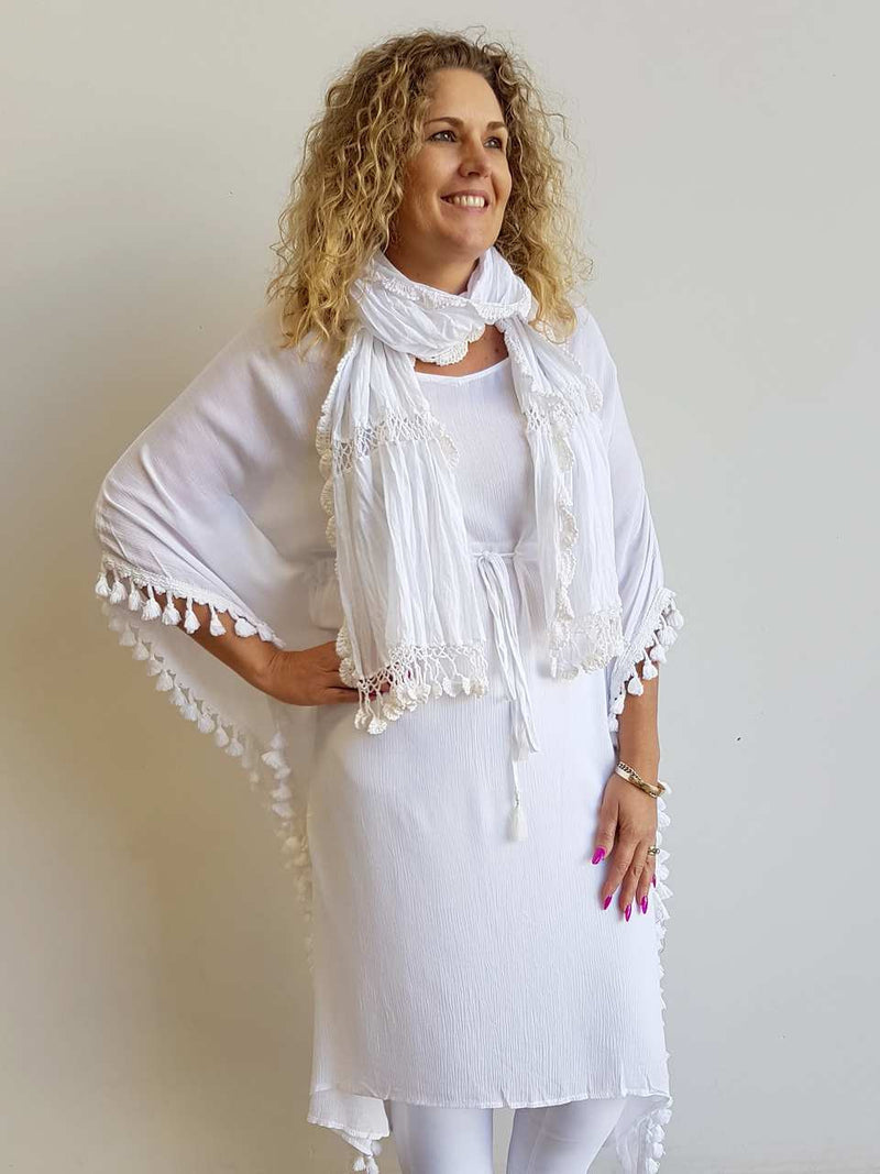 Resort Kaftan Dress